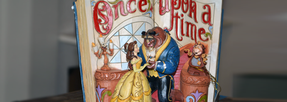Mickey House Aalst - Beauty and the beast