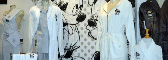 Mickey House Aalst - Mickey textiel